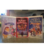 Mickey's Magical Christmas Winnie the Pooh Seasons Of Giving Muppets Xma... - $9.99