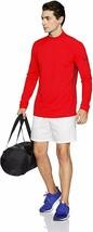 Under Armour Men ColdGear Reactor Fitted XL Long Sleeve Red Shirt 129825... - $39.95