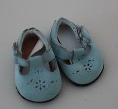 American Girl Bitty Baby Blue Shoes from Having Fun Play Outfit - $21.78