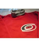 Carolina Hurricanes Youth Sweat Shirt XL Turtleneck NHL Majestic  50/50 - $11.99