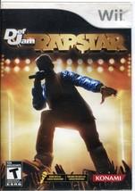 Def Jam Rapstar (Nintendo Wii, 2010) - €1,74 EUR