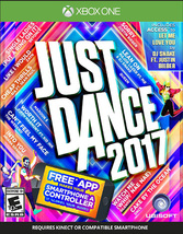 JUST DANCE 2017  - Xbox One - (Brand New) - $49.92