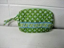 VERA BRADLEY cosmetic bag, 100% cotton, plastic lining inside EXCELLENT - $19.99