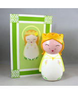 Shining Light Doll Our Lady of Knock Collectible Vinyl Doll Story Prayer... - $16.64