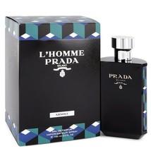Prada L'Homme Absolu Cologne 3.4 Oz Eau De Parfum Spray  image 1