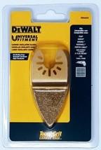 Dewalt DWA4243 Universal Fitment Carbide Grit Rasp Oscillating Blade - $6.44
