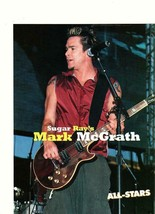 Mark Mcgrath Sugar Ray teen magazine pinup clipping rocking on stage All... - $3.50