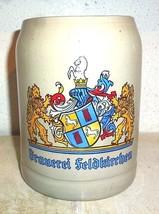 Brauerei Laib & Mareis +1976 Feldkirchen Westerham German Beer Stein - $12.50