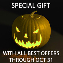 SPECIAL EXTRA GIFT WITH BEST OFFERS THROUGH OCT 31  DEAL MAGICK gifts DEAL - $0.00