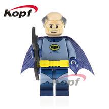20Pcs Super Heroes Bat Alfred Crazy Quilt Killer Moth Green Arrow Dolls ... - $34.20