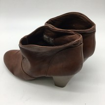 american eagle ankle booties, Brown Leather, Size 9.5 - $14.85