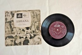 "1952's OLD  45 RPM ""ASHIANA MOVIE SONGS""-  ANGEL RECORDING, GRAMOPHONE R... - $35.96"