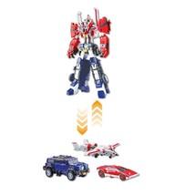 Tobot V Titan V 2021 Transforming Action Figure Korean Vehicle Toy Robot image 2