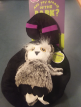 Bark®  Peek-A-Boo Owl and Hat 2pk Dog Toys - $8.99