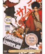 Anime DVD Samurai Champloo Vol.1-26 End English Dubbed Free Shipping - $29.90