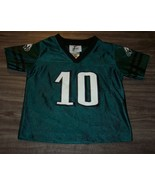 Kids PHILADELPHIA EAGLES #10 Jackson NFL FOOTBALL JERSEY TODDLER 18 Months - $18.32