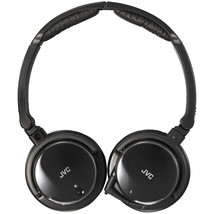 Jvc Noise-cancelling Headphones With Retractable Cord JVCHANC120 - $1.516,99 MXN