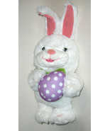 """Hallmark Easter  Bunny  w/sound and motion sings """"All About the Eggs"""" ve... - $36.00"""
