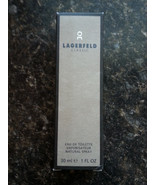 Karl Lagerfeld Lagerfeld Claasic Eau De Toilette 1.0OZ (30ML) Spray - Me... - $24.75