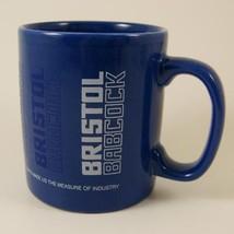 Bristol Babcock Coffee Mug Cup Control Wave Telecontrol Staffordshire En... - $15.97