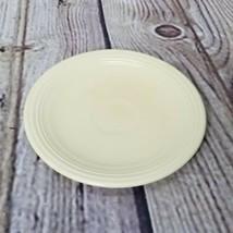 "Vintage Fiestaware Bread Butter Plate 6 3/8"" Original Ivory Cream HLC AS IS - $15.88"