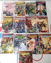 Justic League America New 52 1-3 5-14 DC Comics NM - $37.50