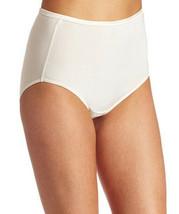 Vanity Fair Women's Body Shine Illumination Brief Panty 13109 Sweet Crea... - $3.79