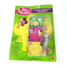 Vintage Polly Pocket CD Disk Player Trendy Tronics Playset Figure Mattel... - $100.00