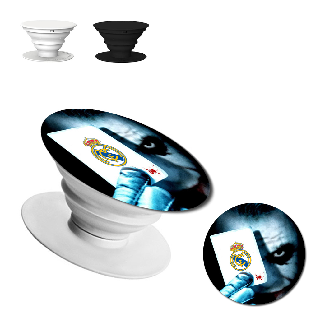 Real Madrid Pop up Phone Holder Expanding Stand Grip Mount popsocket #11