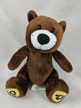 "Dove Chocolates Brown Bear Plush 7"" 2007 Mars Stuffed Animal toy - $7.95"