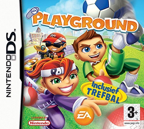 Ea Playground /nds [video game]