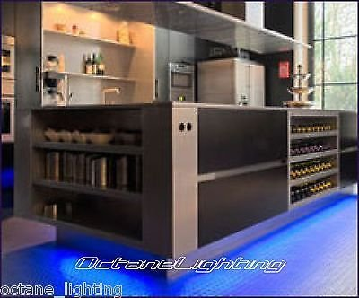 Primary image for OCTANE LIGHTING Led Rgb Color Changing Under Bar Counter Lounge Night Club Reces
