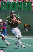POSTER: NFL FOOTBALL : BOOMER ESIASON - NY JETS QB LC28 M - $28.00