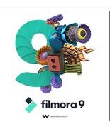 WonderShare Filmora 9 for MAC Lifetime Video Editor  email -Delivery , N... - $59.99