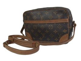 Auth Louis Vuitton Trocadero 24 Monogram Canvas Shoulder Bag LS17048L - $269.00