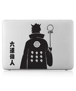 MacBook Sticker Laptop Vinyl Decal Hagoromo Otsutsuki Naruto 421M - $9.50