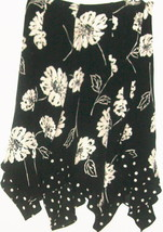 JONES N.Y. 100% SILK SKIRT SIZE 4 - $12.00