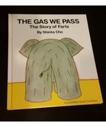 The Gas We Pass: Ages 4-6 Kane Miller Hard Cover Book: EUC - $7.52