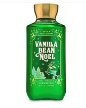 New Vanilla Bean Bath & Body Works Shower Gel 10 oz Fast Ship - $12.67