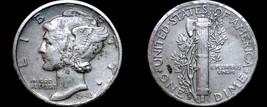 1943-D Mercury Dime Silver - $5.49