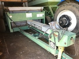 Hagedorn 275 Manure Spreader For Sale in Wall Lake, Iowa 51466 image 2