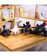 How to Train Your Dragon Master Plush Toy Filled Animal Dragon Toy Boy H... - $21.00