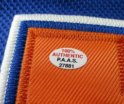 WAYNE GRETZKY / NHL HALL OF FAME / AUTOGRAPHED EDMONTON OILERS PRO STYLE JERSEY image 9