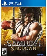 Samurai Showdown PS4 Great Condition Complete Fast Shipping - $29.93