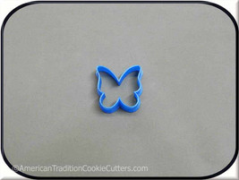 "1.75"" Mini Butterfly 3D Printed Cookie Cutter - $3.00"
