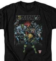 2000 AD Judge Dredd Villains T Shirt  80s retro comic book graphic tee JD104 image 2