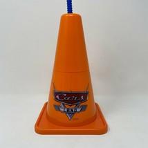 Disney Parks Carsland Souvenir Sipper Cup Cone Pixar - $19.75