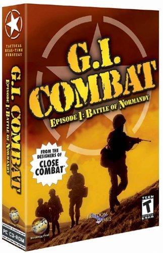 G.I. Combat - PC [video game]