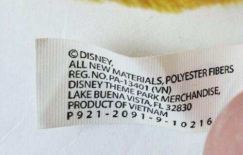 "Disney Donald Duck 6"" Christmas Holiday Ornament Stuffed Plush Animal Disneyland"