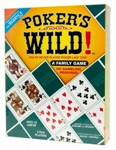 Poker's Wild! by Jax Family Board Card Game (Pokers Wild) - $28.99